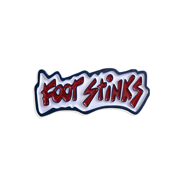 'Foot Stinks' TMNT Party Wagon Enamel Pin