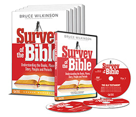 Survey of the Bible Leader's Kit