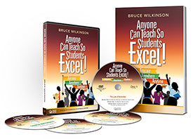 """Anyone Can Teach So Students Excel! Anyone, Anywhere, Anytime"" DVD Series"