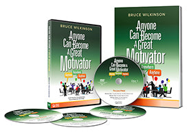 Anyone Can Become a Great Motivator: Anyone, Anywhere, Anytime DVD Series