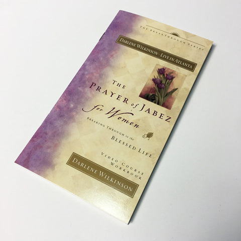 Prayer of Jabez For Women Workbook