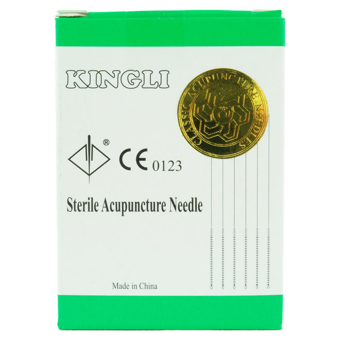 Kingli Acupuncture Needles Single Pack - UPC Medical Supplies, Inc.