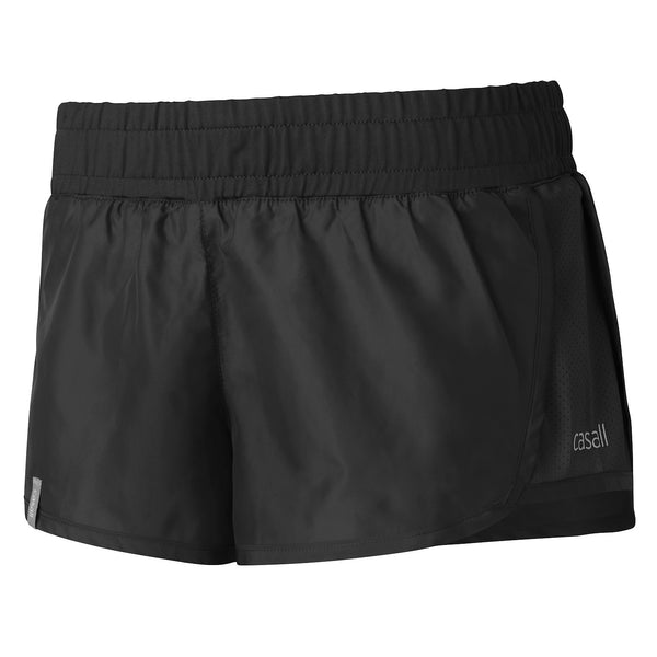 District Wind Short - Black Night