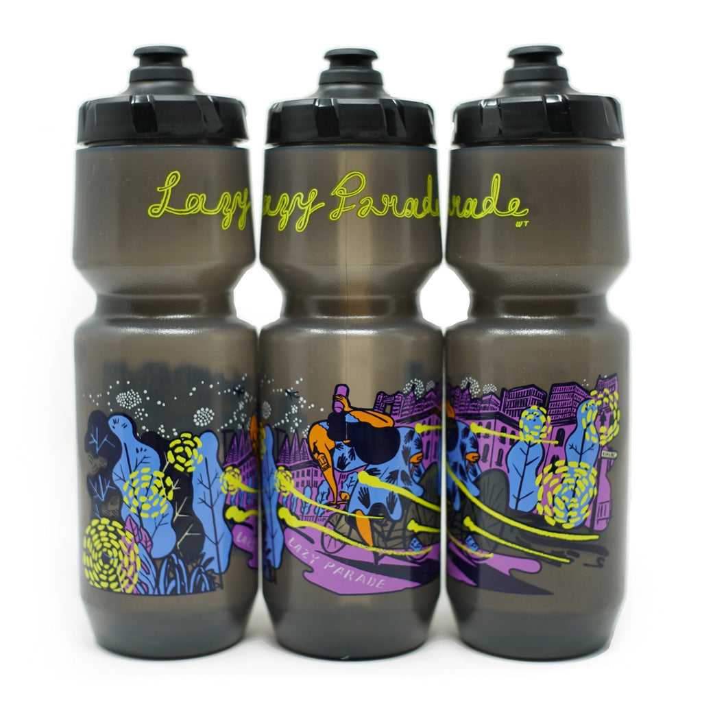 Lazy Parade 2 DAY and NIGHT Water Bottle