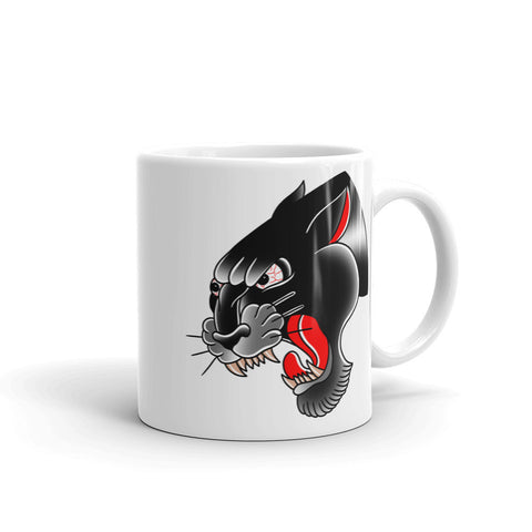 Panther Mug made in the USA