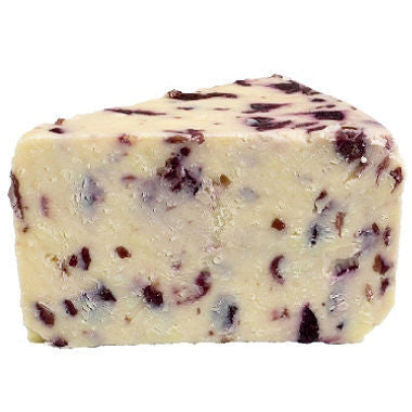 Stilton with Cranberries
