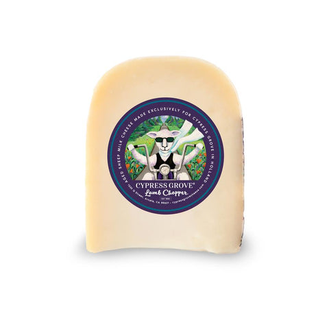 Cypress Grove Lamb Chopper® - Aged Sheep Milk Cheese