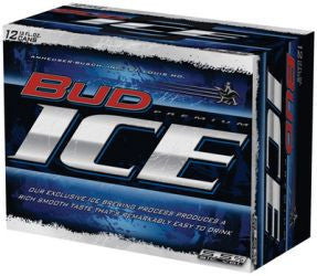 Bud Ice 12 Pk Can