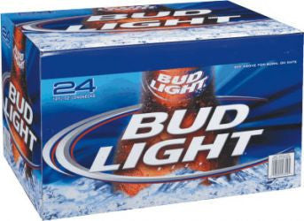 Bud Light 12 Oz Bottles Loose