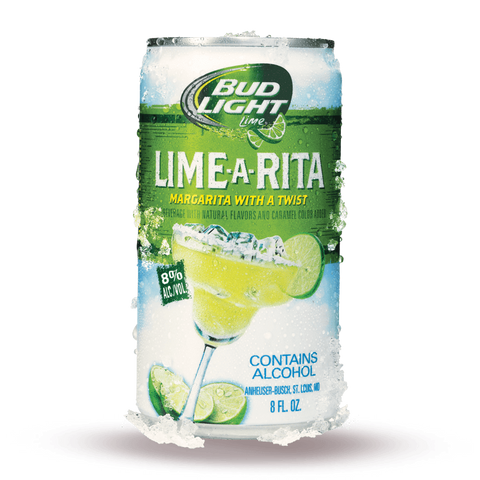 Bud Lime A Rita 8 Oz 12Pk Can