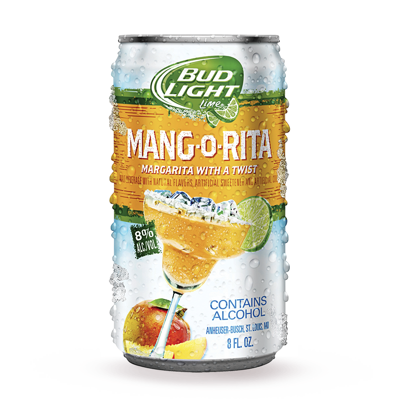 Bud 8 Oz 12Pk Can Mango Rita