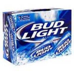 Bud Light 12 Pk Can