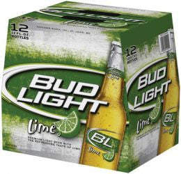 Bud Light Lime 12 Pk Bottles