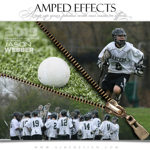 Amped Effects - Zipped Lacrosse