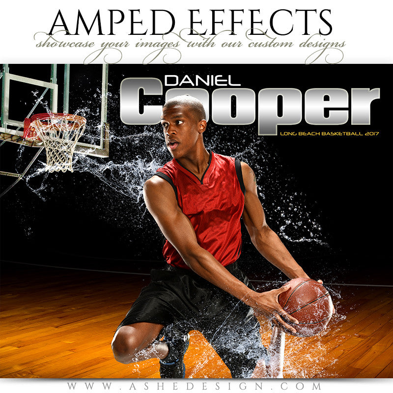 Amped Effects - Splashing Through - Basketball