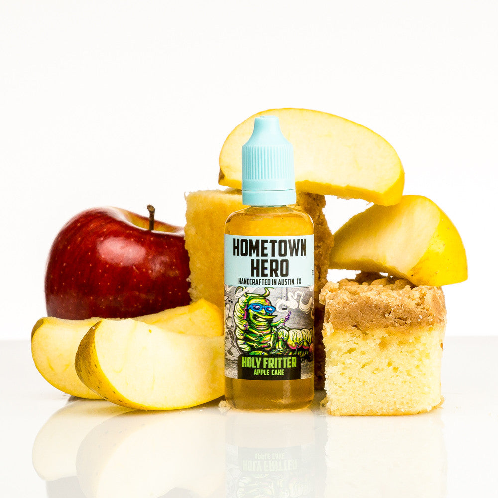Holy Fritter (Seasonal) by Hometown Hero Vapor 50ml - 120ml.co - Best Premium eJuice and Vapor Product Store