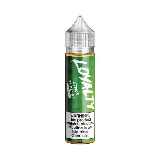 Ki Berry by Loyalty Vapor E-Liquid 60mL - 120ml.co - Best Premium eJuice and Vapor Product Store