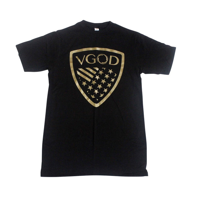 VGOD Logo T-Shirt - 120ml.co - Premium Large Format eJuice and Vapor Products