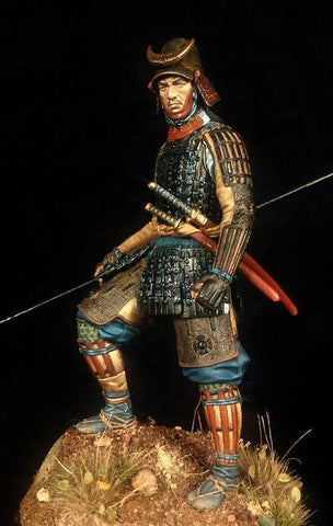 """SAMURAI OF TOSHIIE'S ARMY, 1584"""