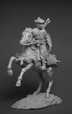 Yabusame, Mounted Archer