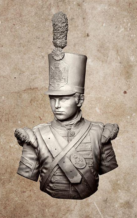 Drummer of 44th Rgt. G.B. 1812