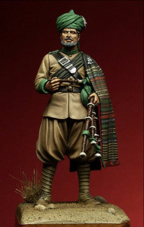 40th (Pathan) Rgt. Bengal Infantry, 1895