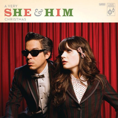 She and Him Christmas Album
