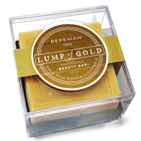 Lump of Gold Soap