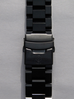 AutoPilot Steel Bracelet, in all black