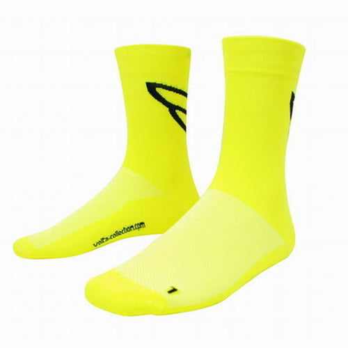 Volta Neon Socks - Fluro Yellow
