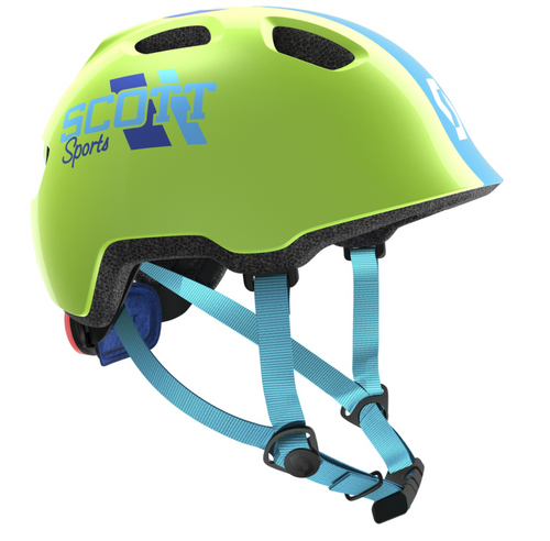 Scott Chomp 2 JR Helmet - GREEN/BLUE (46-52c)