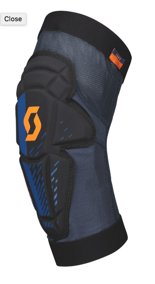 Scott Mission Junior Knee Pads (Only 3 sets left!)