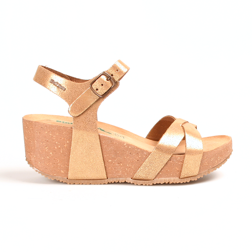 Bionatura 24 Fregene IMB sandal glitter-BioNatura-Hoofers - We love shoes