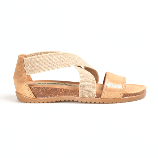 Bionatura 34A825 IMB sandal glitter-BioNatura-Hoofers - We love shoes