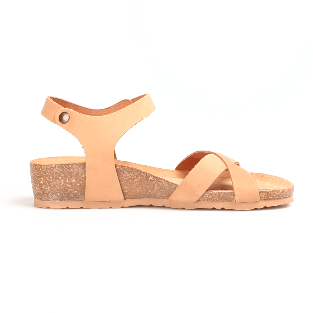 BioNatura 12 Fregene IMB sandal cognac-BioNatura-Hoofers - We love shoes