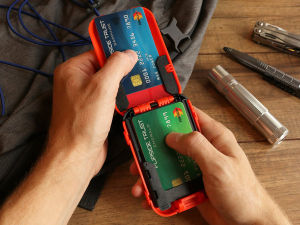 Flipside Wallets Were Built on Security, Organization, and Common Sense