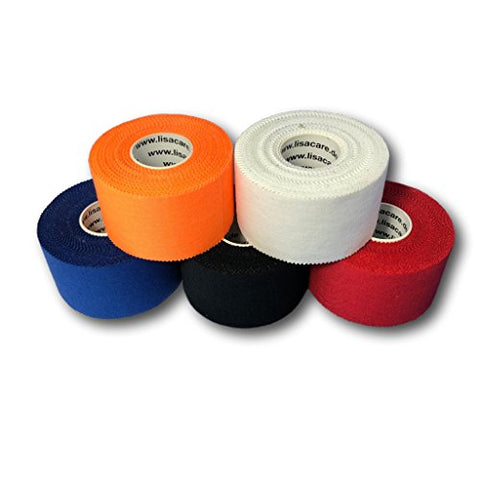 Kinesiologie Tape 3,8cm - 5er Set Farbmix