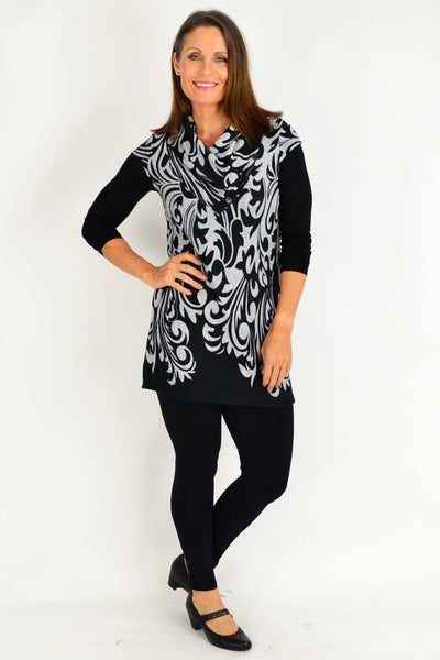 Rhonda Fleece Tunic
