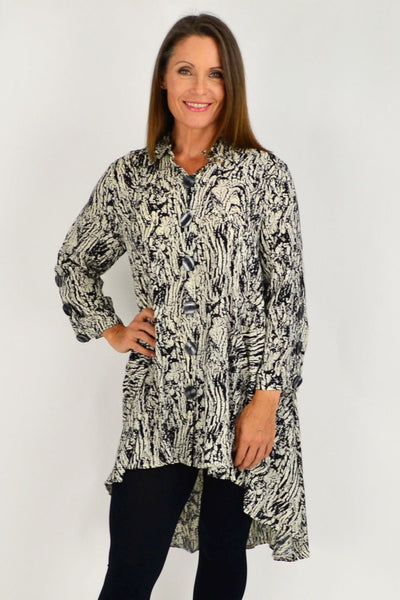 Willow tree tunic shirt
