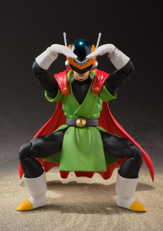 S. H. Figuarts Dragon Ball Z - Great Saiyaman Japanese Early Release Ver