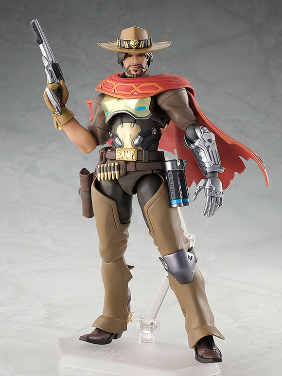 Figma Overwatch - McCree Pre-order