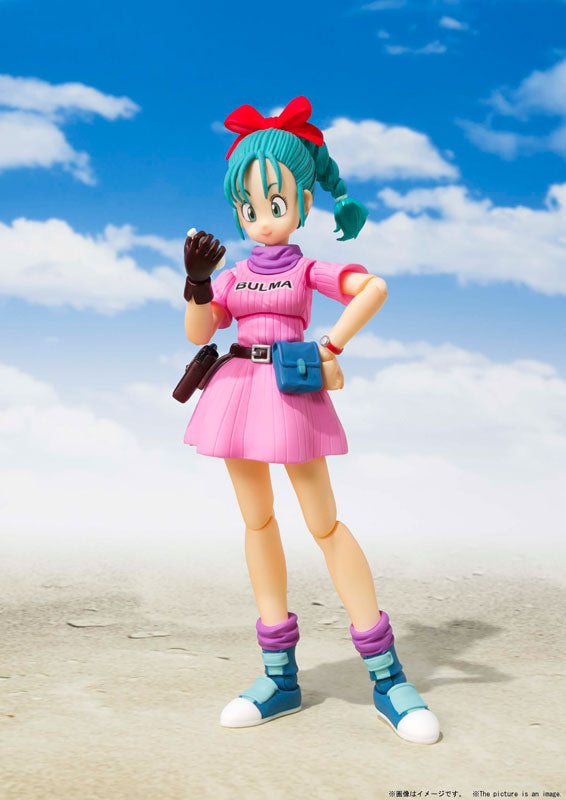 S. H. Figuarts Dragon Ball Beginning Of A Great Adventure - Bulma Pre-order