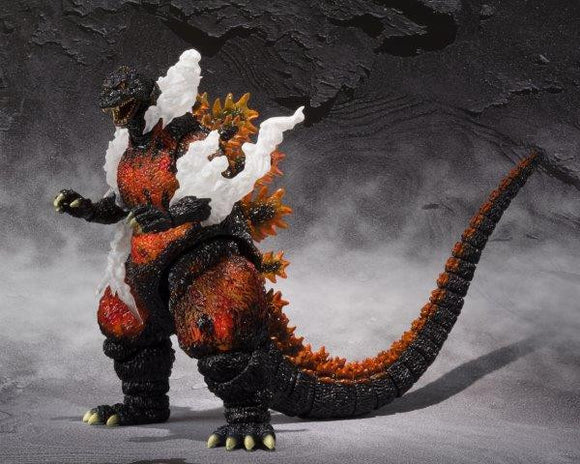 S.H. Monsterarts Godzilla 1995 Ultimate Burning Ver.