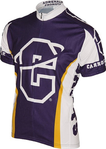 NCAA Men's Adrenaline Promotions Carroll College Cycling Jersey