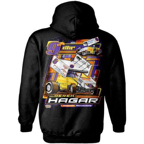 "Derek Hagar ""Tradition of Speed"" Hoodie"