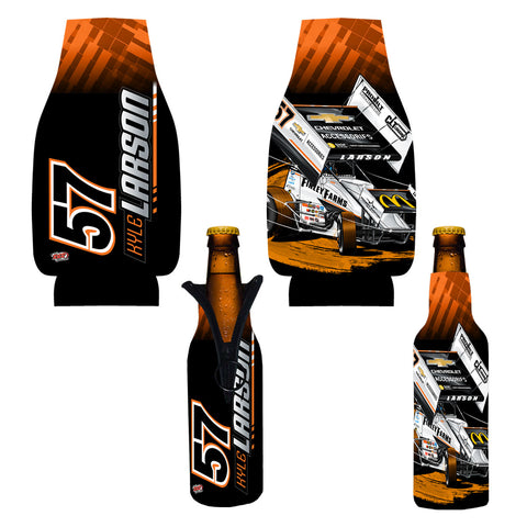 "Kyle Larson ""Anomaly"" Bottle Coozie"