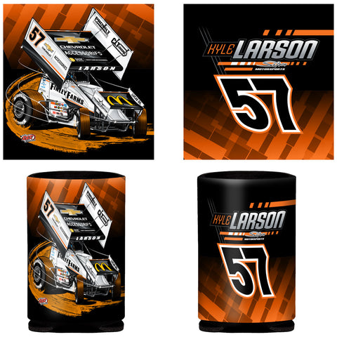 "Kyle Larson ""Anomaly"" Can Coozie"