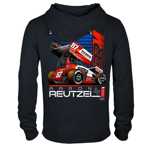 "Aaron Reutzel ""Established"" Hoodie"