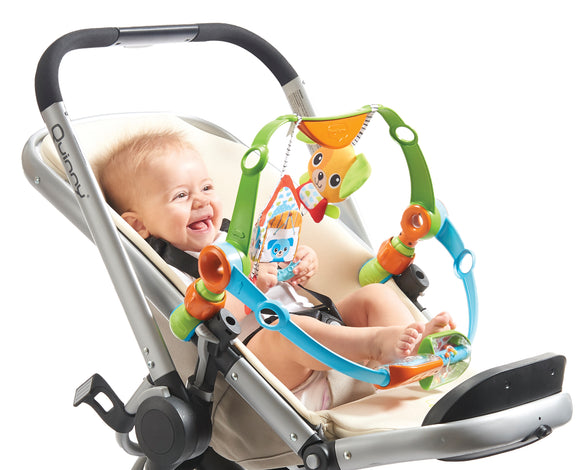 Tiny Love Spin'n'Kick Stroller Arch