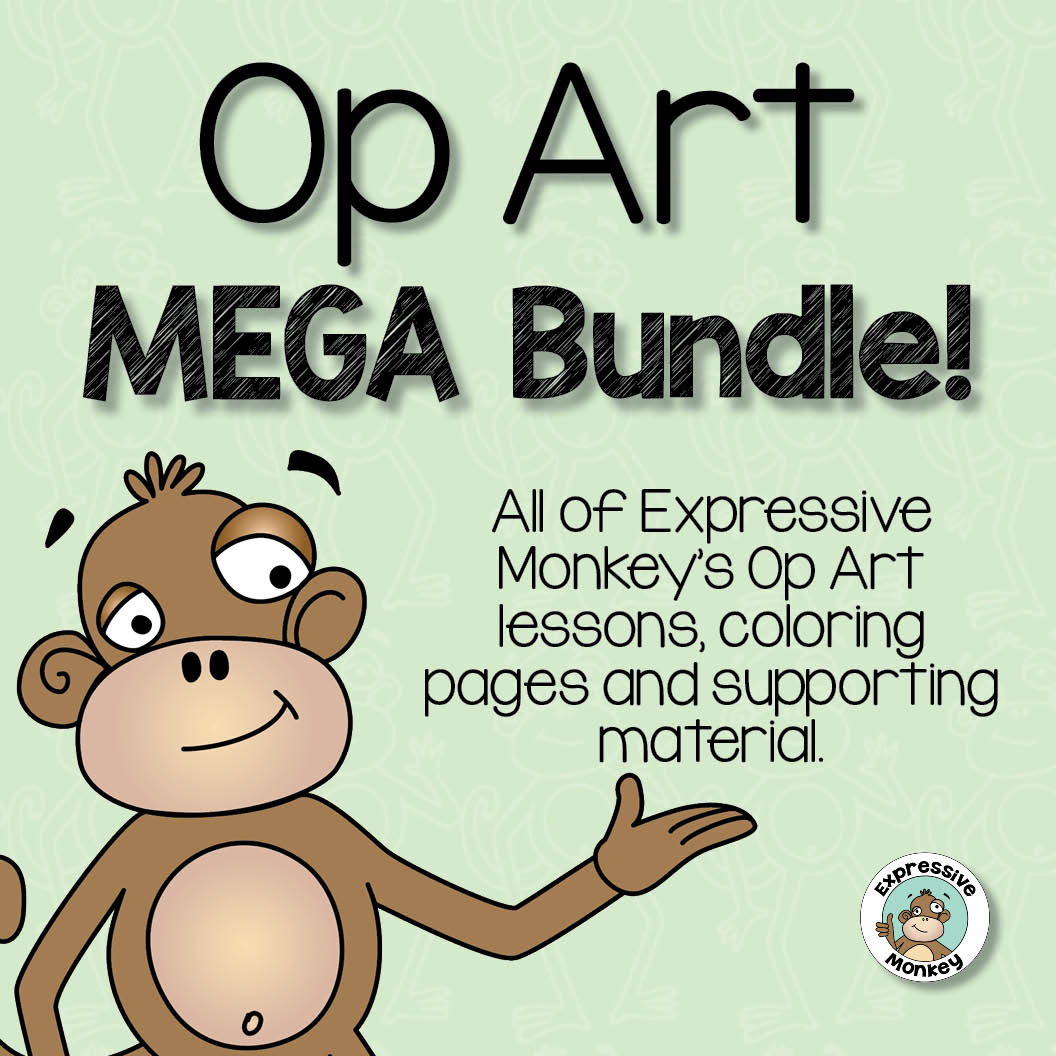 Op Art MEGA Bundle